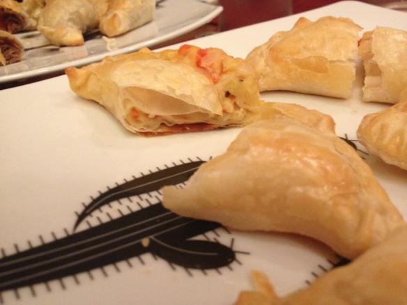 empanada humitas